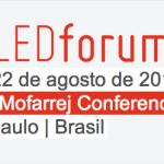 5º LEDforum en Sao Paulo
