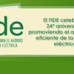 FIDE: 24 años cuidando el ahorro energético en México