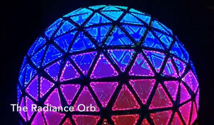 Radiance-orb