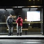 Light Therapy en las estaciones de autobús de Suecia