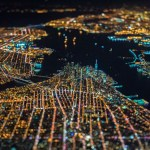 """""""Aire: Gotham 7.5k"""", Nueva York desde las alturas"""