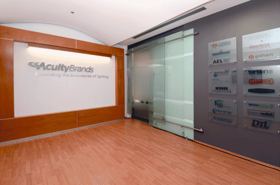 Acuity-Brands-recepcion