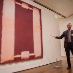 Reviven con luz murales del expresionista Rothko
