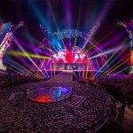 """La iluminación de la gira """"Rock or Bust"""" de AC/DC"""