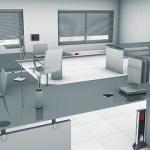 Soluciones integrales para conectividad en oficinas, sin cables visibles