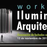 Workshop de iluminación en fachadas antiguas en Colombia