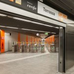 LAMP Lighting iluminó las nuevas estaciones del metro en Terrassa