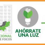 """En 2015, """"Ahórrate una Luz"""" entregó casi 16 millones de lámparas"""