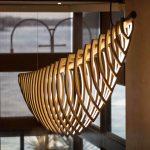 """""""Squelette"""", una escultura de luz digna de Sydney"""