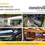 Últimos días para registrarse al 1er. concurso Construlita Lighting Awards (CLA) 2016