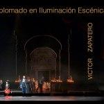Víctor Zapatero presenta el Diplomado en Iluminación Escénica
