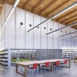 Stapleton Library: en la sencillez, la belleza