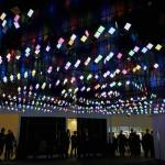 Motoko Ishii y su Jardín OLED en Light+Building