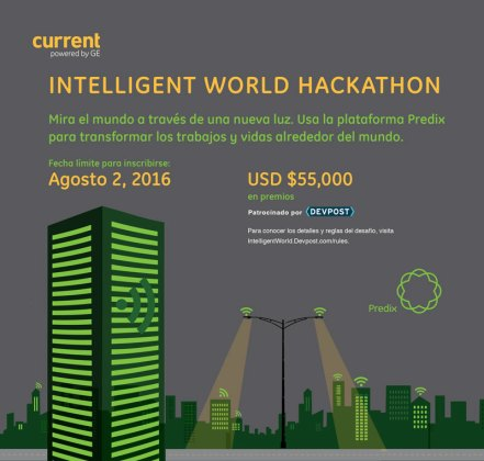 GE Current Hackathon