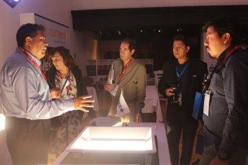 Muestra Tecnológica. Seminario IES México