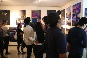 Muestra fotográfica de la Bienal Iberoamericana de Diseño de Iluminación