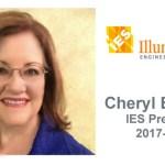 Cheryl English asume la presidencia de IES para el ciclo 2017-2018