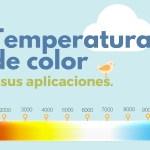 Temperatura de color y sus aplicaciones