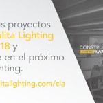 Está abierta la convocatoria para los Construlita Lighting Awards 2018