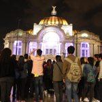 Así se percibe el Centro Histórico con la mirada de la iluminación
