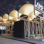 Un recorrido por el stand de Lamp durante Light and Building 2018