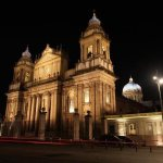 Nueva iluminación en la Catedral Metropolitana de Guatemala