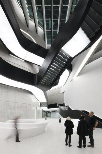 MAXXI Museum, Italia