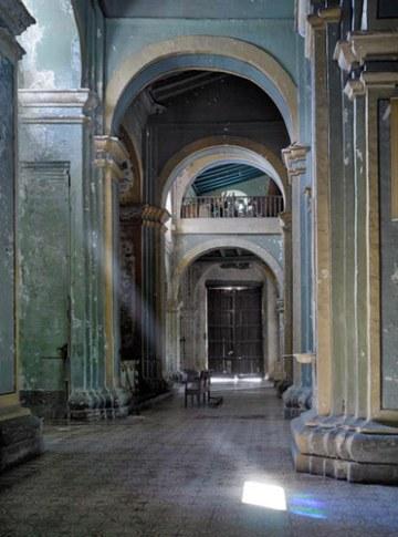 Iglesia de San Francisco. Santiago de Cuba. Foto: Carlos Domenech