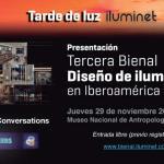 La Bienal de Diseño de Iluminación en Iberoamérica se presentará en el Museo Nacional de Antropología