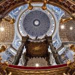 Nueva iluminación para la Basílica de San Pedro