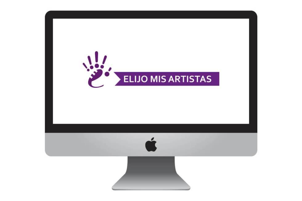 Logotipo Elijo Mis Artistas