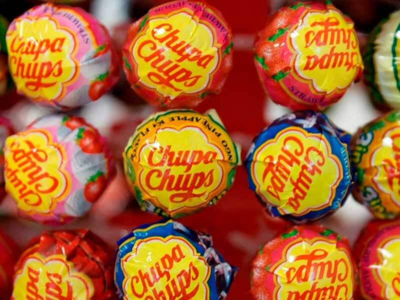 La dulce y simpática historia de Chupa Chups