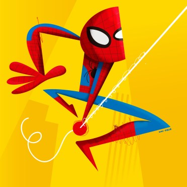 kiki-viale-spiderman