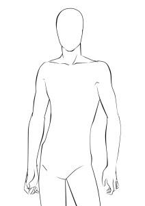 Dibujo Cuerpo 1