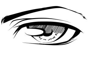 Dibujar Ojos Anime Paso A Paso Ilustraideas