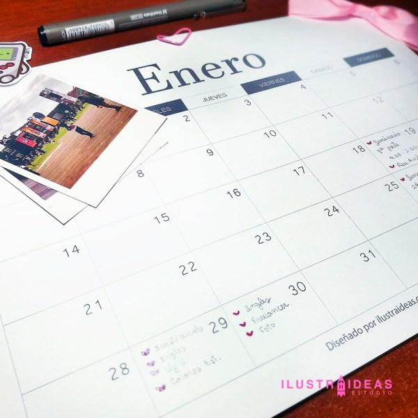 calendario_organizador_ilustraideas