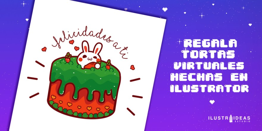Regala-Tortas-virtuales-hecha-en-ilustrator_post
