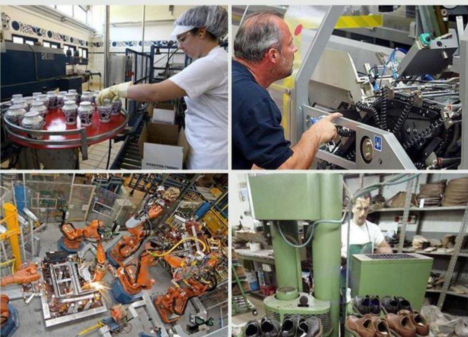 produzione industriale novembre
