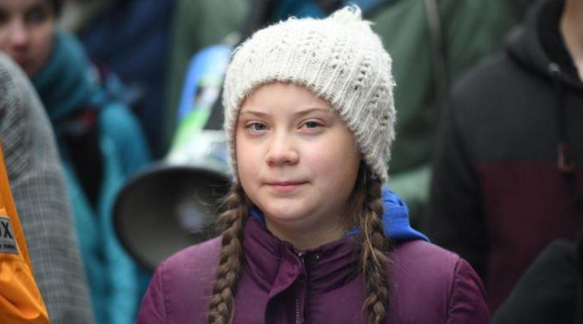 La Svezia nomina Greta donna dell'anno