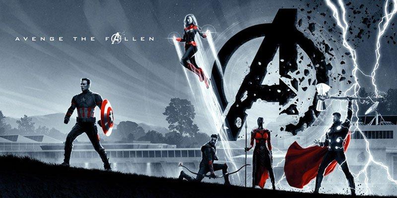 Avengers Endgame record