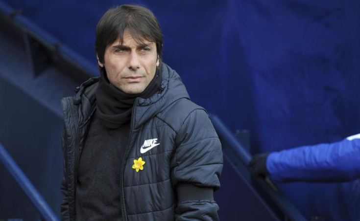 Antonio Conte, nuovo allenatore dell'Inter