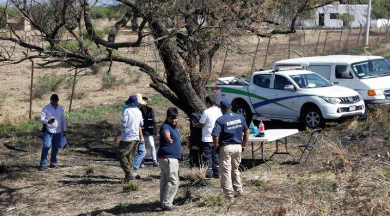Trovati i resti di almeno 34 persone in Messico