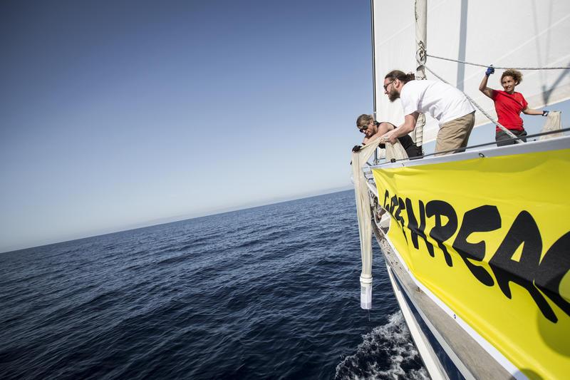 Greenpeace tirreno