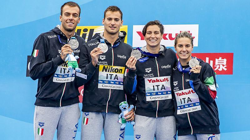 italia mondiali nuoto