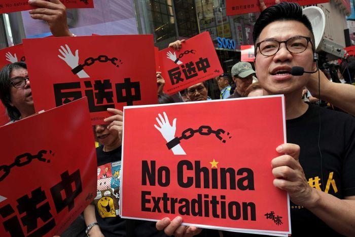 Hong Kong, governatrice: