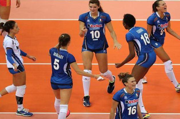 Volley, Europei 2019: Italia di bronzo, le azzurre battono la Polonia
