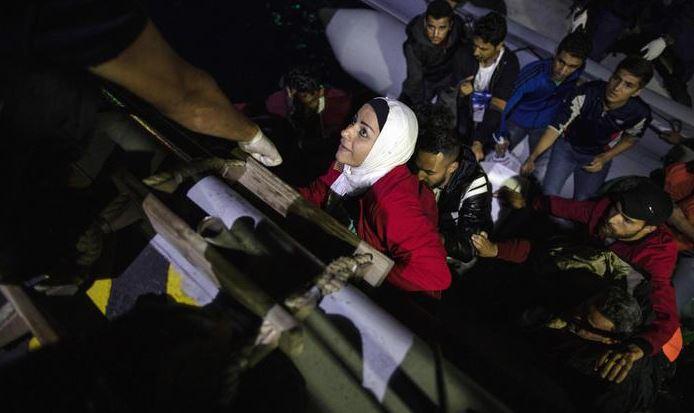 Naufragio di migranti nell'Egeo: sette morti, due sono bambini