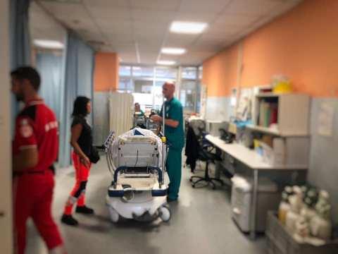 """ospedale infantile """"Cesare Arrigo"""" di Alessandria"""