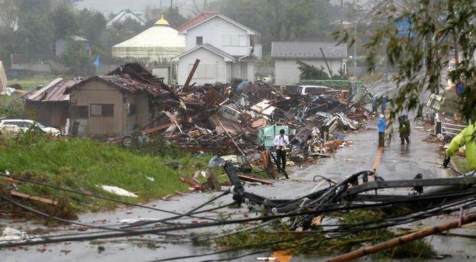 Giappone, Hagibis provoca il caos: 16 morti
