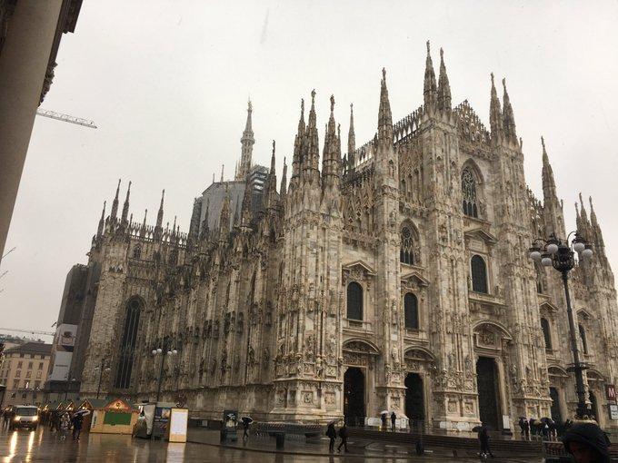 neve Torino Milano